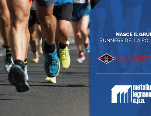 Nasce il Gruppo Runners della Polisportiva U.S. Legnanese